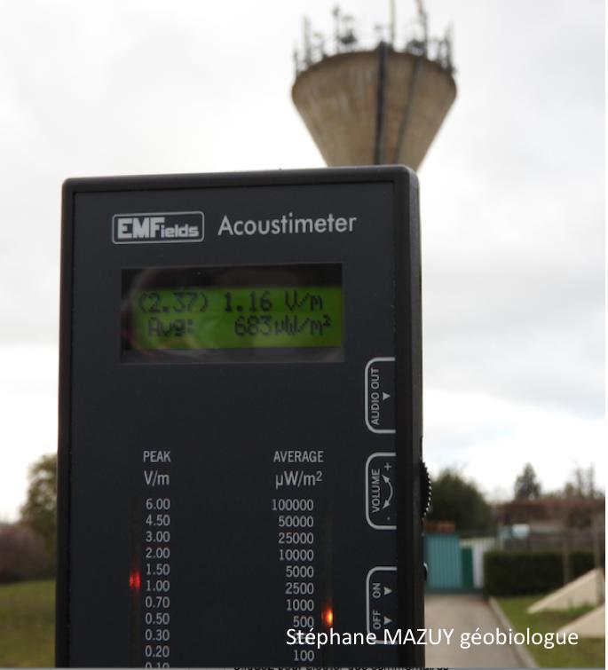 Antennes relais danger